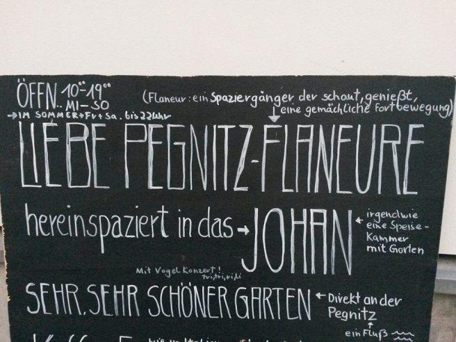 Pegnitz-Flaneure